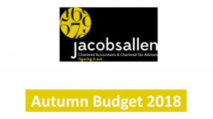 2018 Autumn Budget Video
