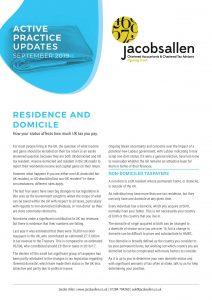 Jacobs Allen - Residence Domicile